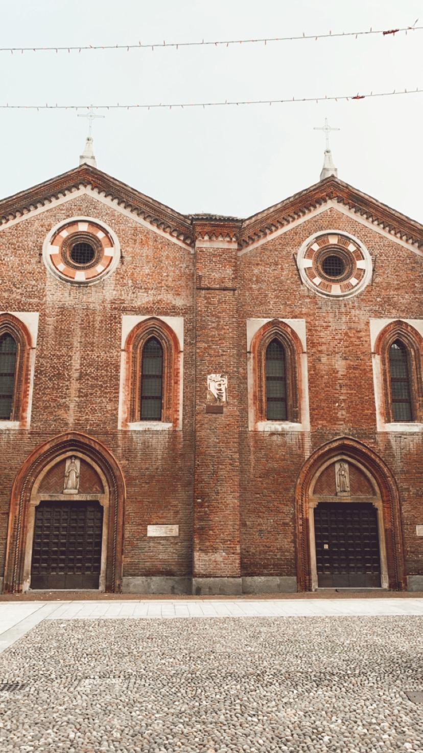 Santa Maria Incoronata, Milan