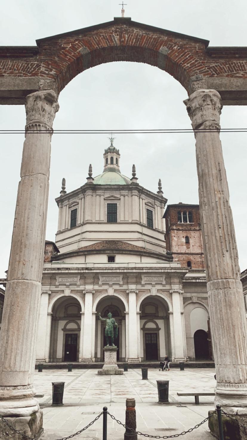 Chiesa di San Lorenzo Maggiore, Milano