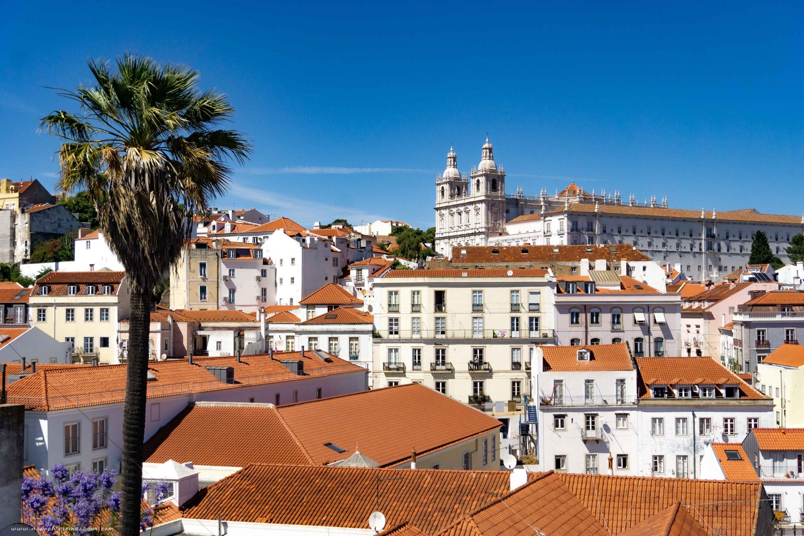 Cómo ir del aeropuerto al centro de Lisboa