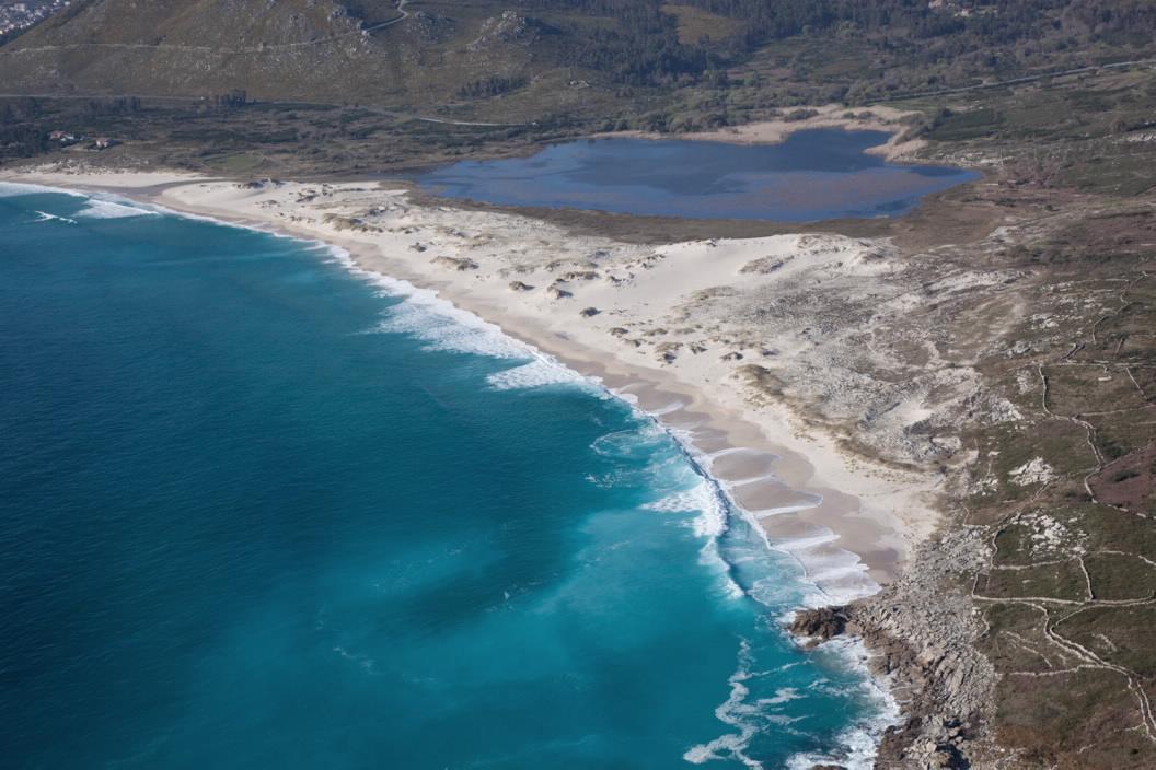Playa de Louro/Area Maior (Muros)   Galicia
