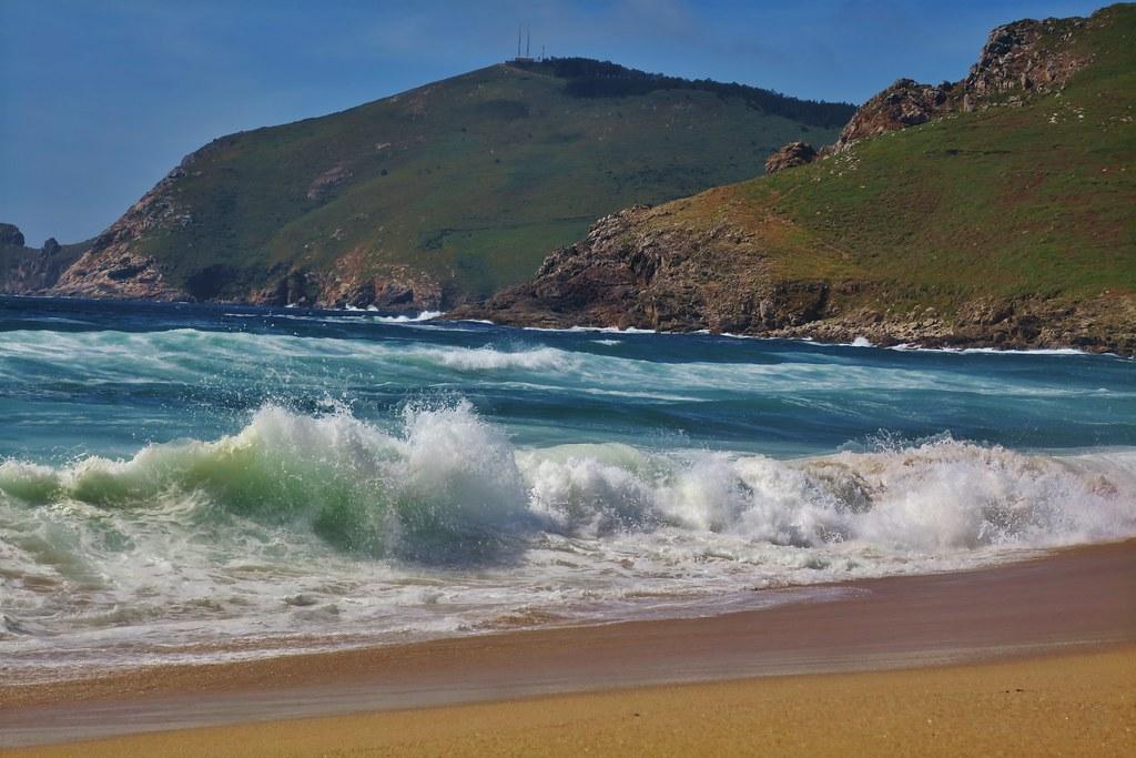 Playa Mar de Fora (Finisterre) | Galicia