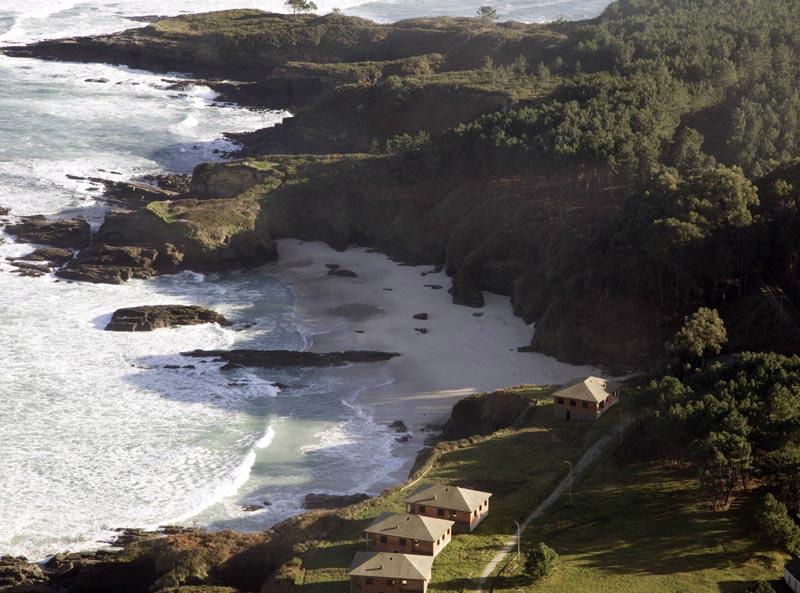 Playa de Area Brava / Los Alemanes (Foz) | Lugo - Galicia