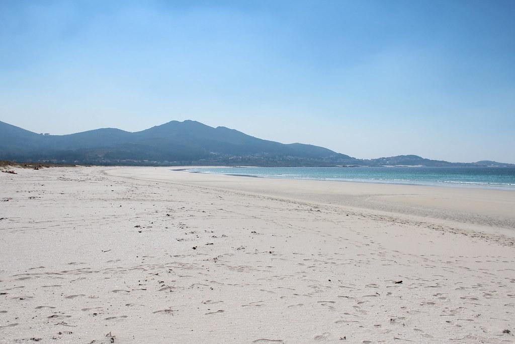 Playa de Carnota   Carnota (A Coruña)