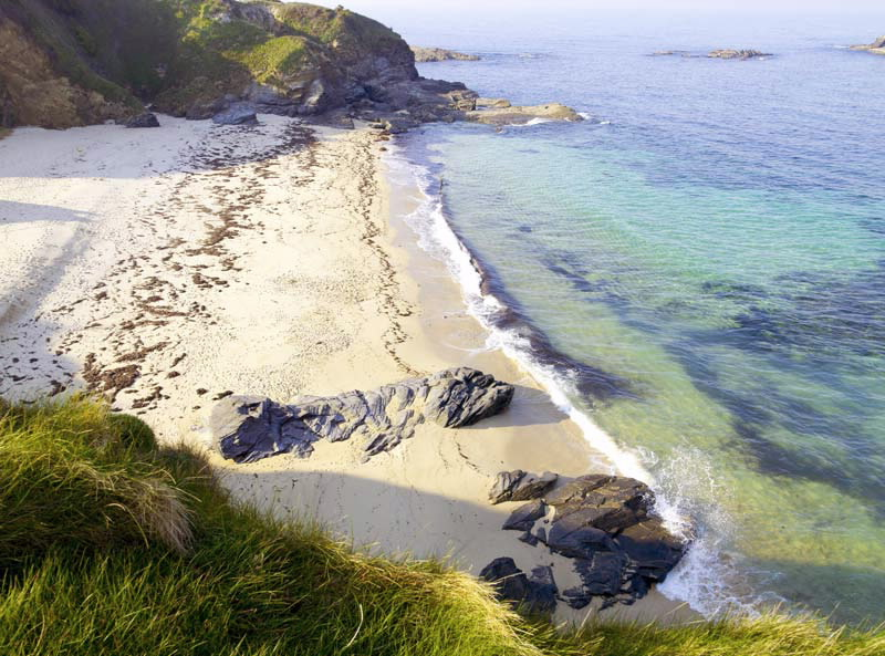 Playa de Xuncos (Foz) | Galicia