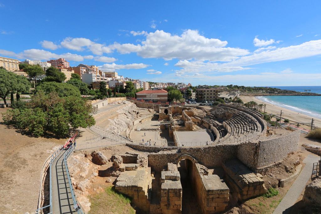Tarragona (Cataluña) | España (CIUDADES PATRIMONIO DE LA HUMANIDAD DE ESPAÑA)