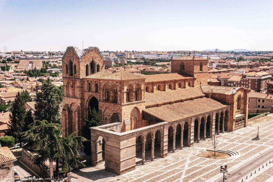 Basílica de San Vicente 2