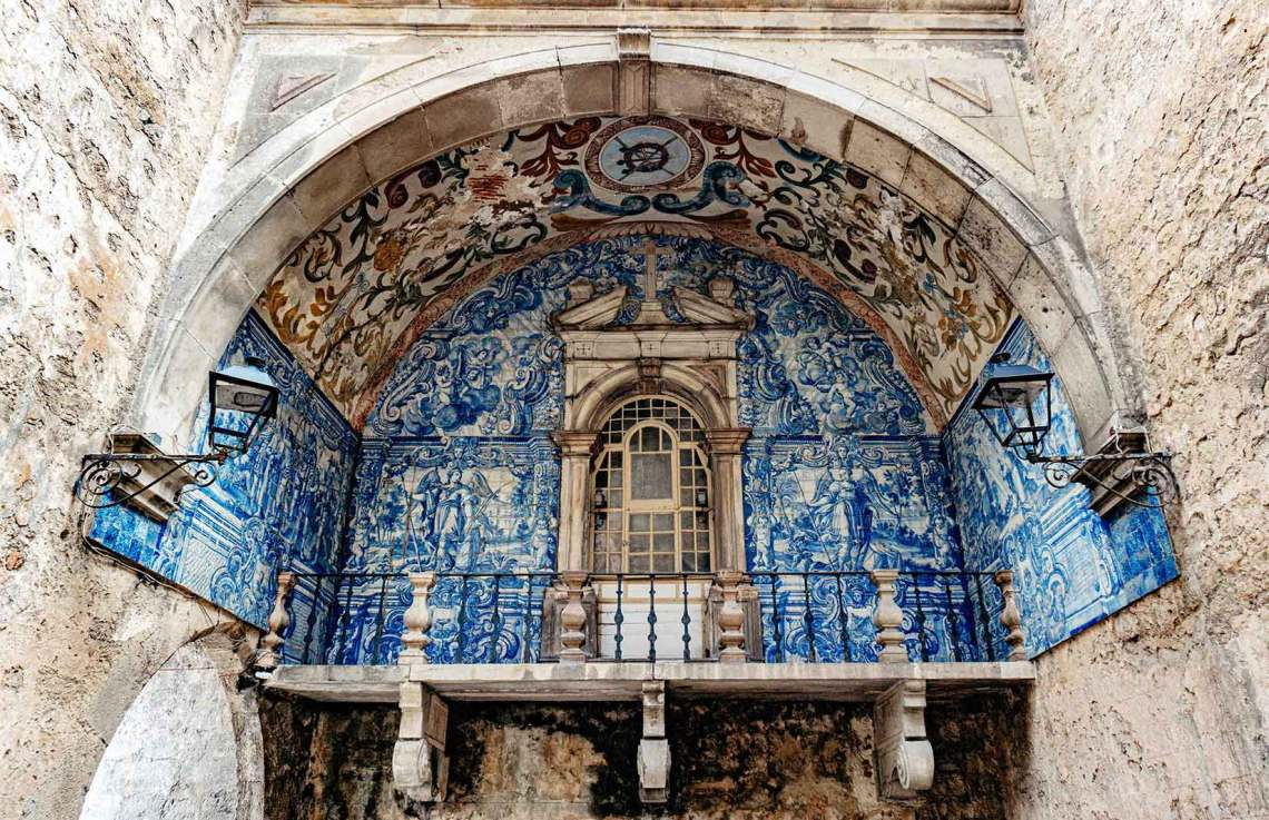 Porta da Vila (Óbidos, Portugal)
