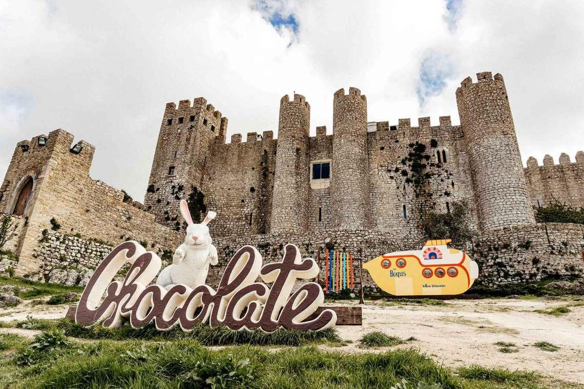Castelo de Óbidos (Portugal)