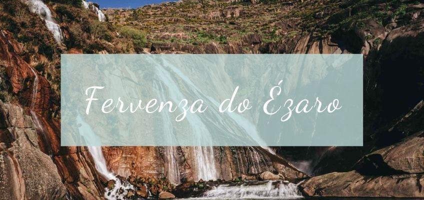 Cascada Ézaro (Galicia)