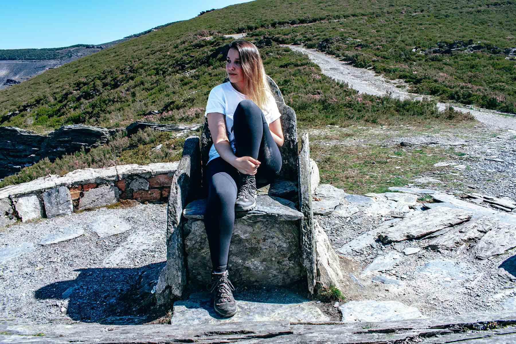 Cadeira da Raíña (Vilar de Barrio, Ourense)