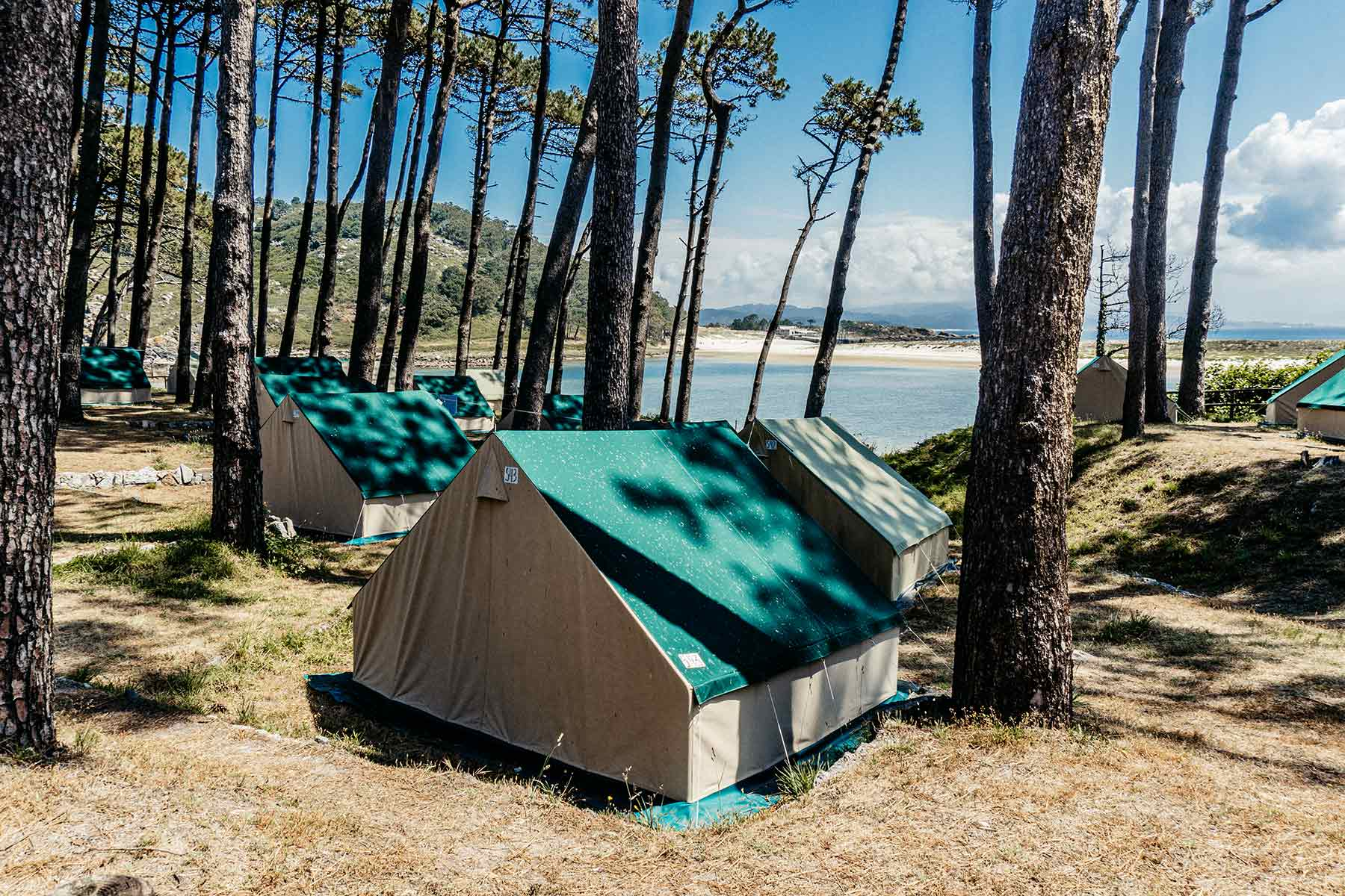 Camping Islas Cíes
