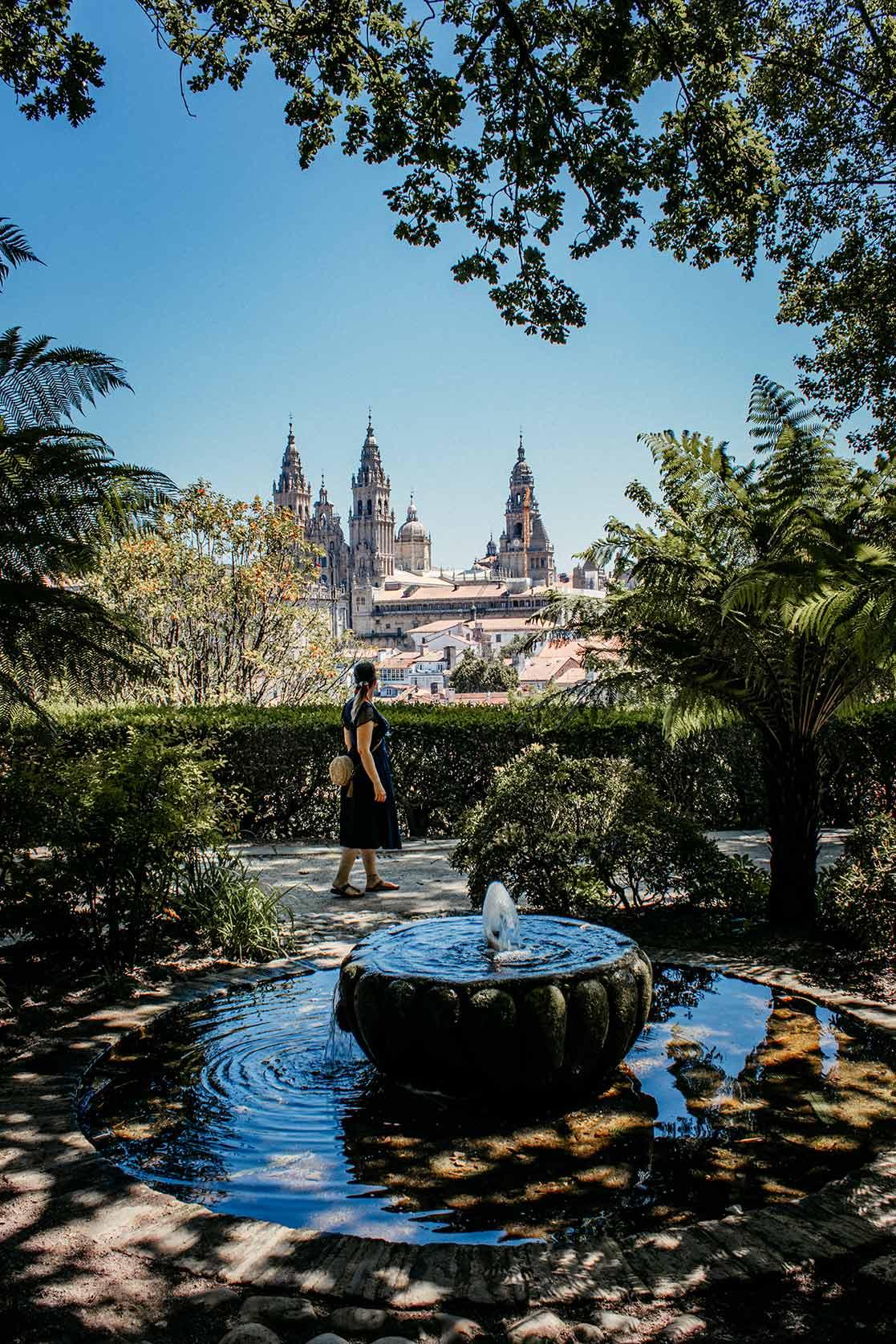 Parque da Alameda (Santiago de Compostela)