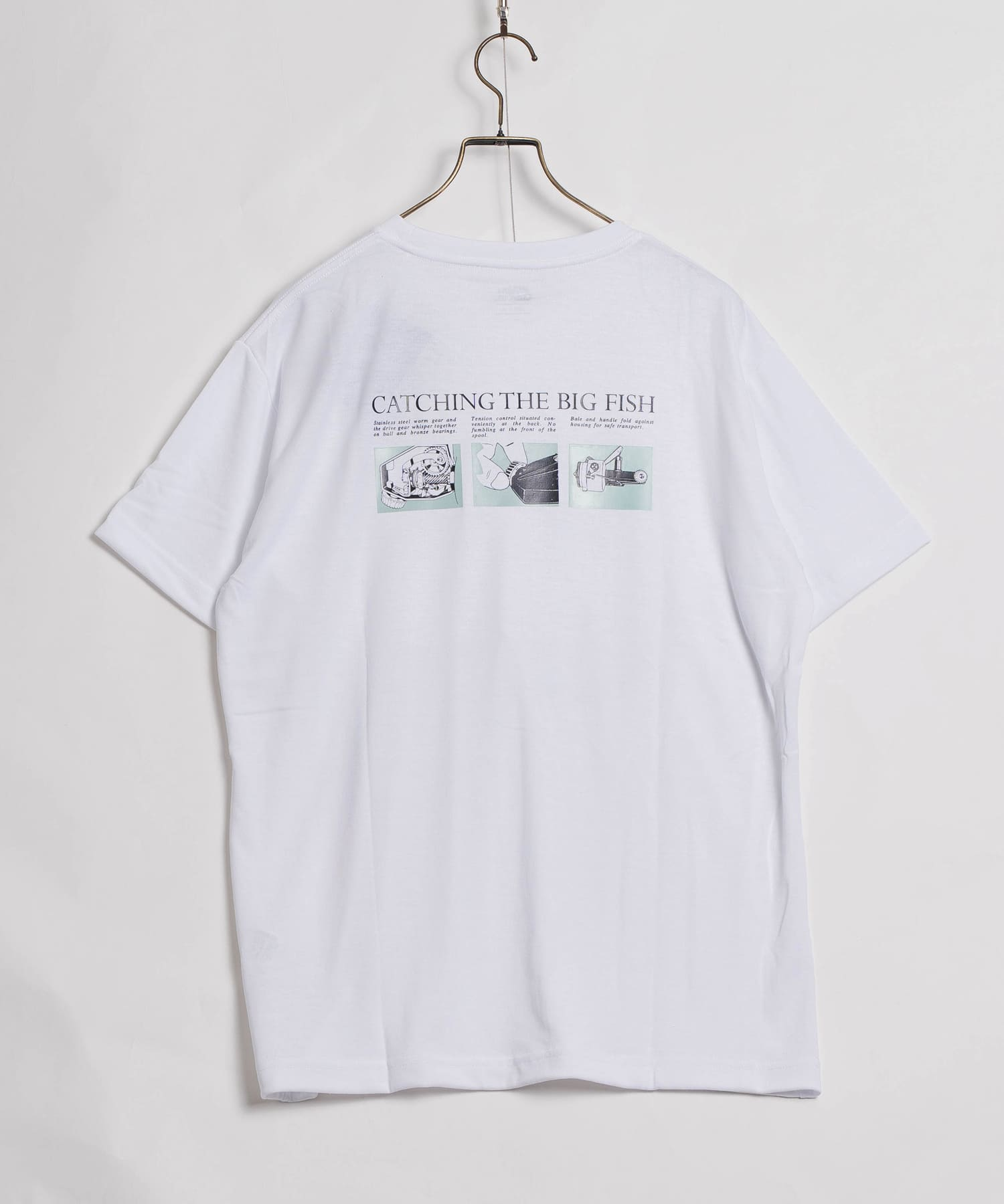 Not Conventional Picture Graphic Tee