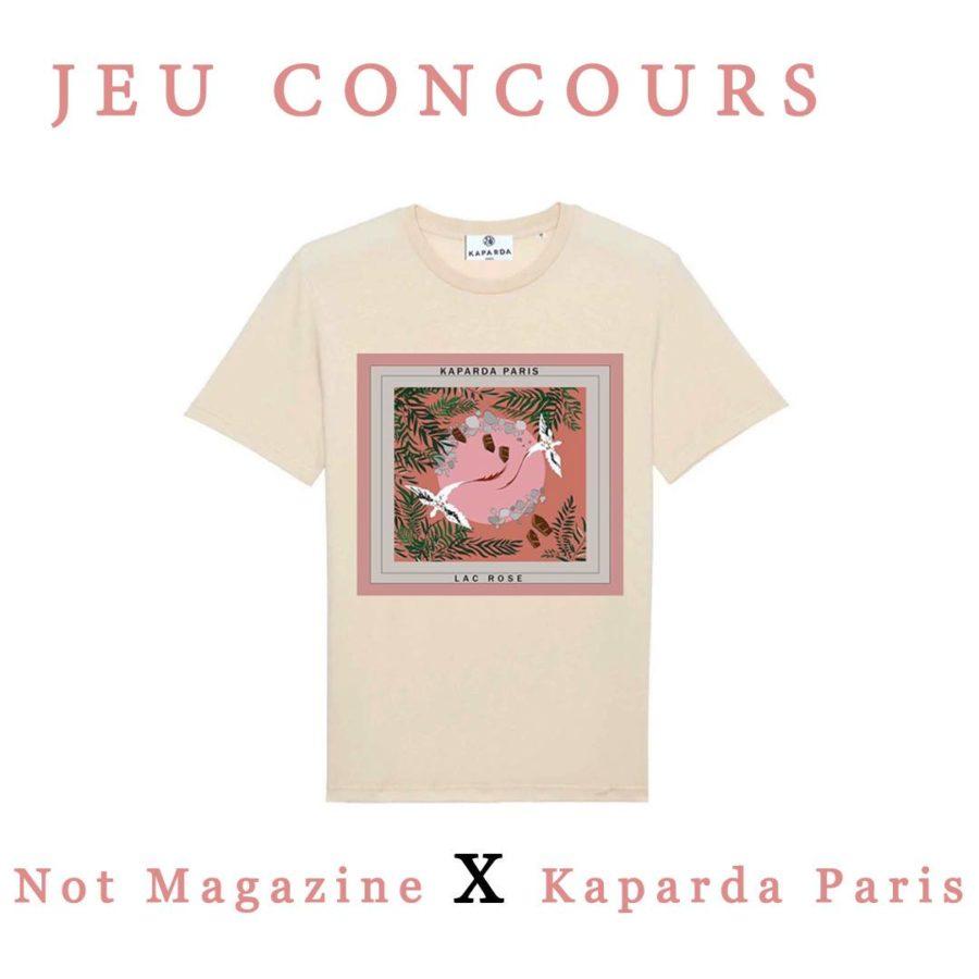 [CLÔTURÉ] Not Magazine x Maison Kaparda Paris