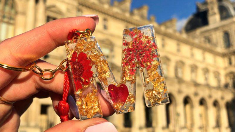 Kelia Paris, des créations faites à la main en résine