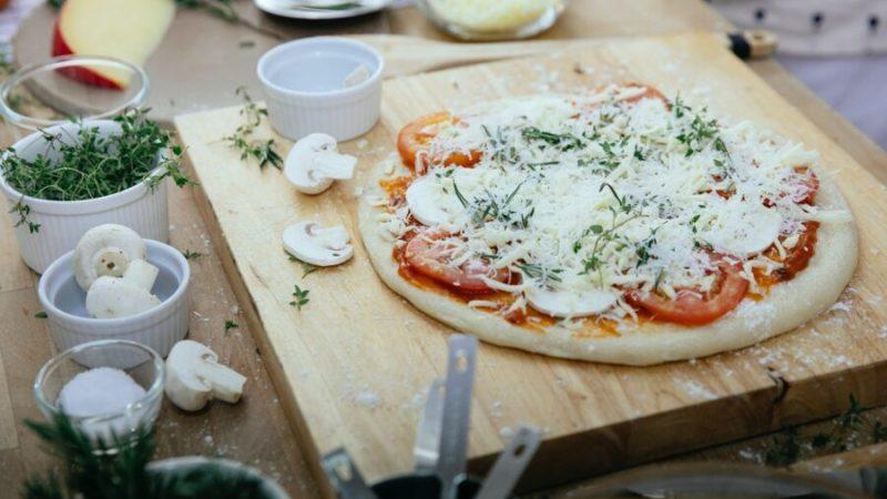 Pâte à pizza rapide et facile à réaliser
