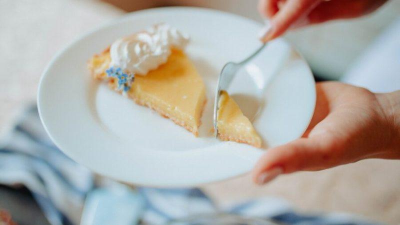 La belle tarte à la confiture