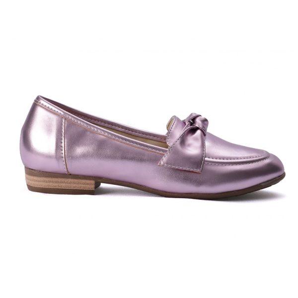 mocassim feminino, mocassim feminino couro, mocassim feminino 2020, coleção 2020, not-me shoes, mocassim feminino bico redondo, mocassim metalizado, mocassim confortavel
