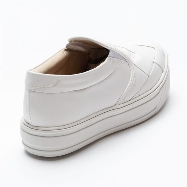 tenis Slip On Branco Not-me (2)