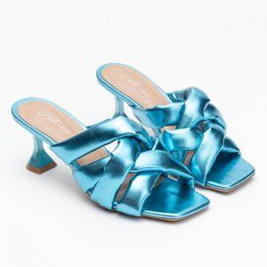 Sandália rasteirinha salto taça Calçado Feminino Loja Online not-me shoes (4)