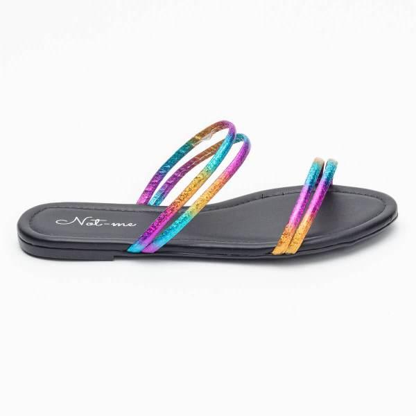 Sandália rasteirinha salto taça Calçado Feminino Loja Online not-me shoes (8)