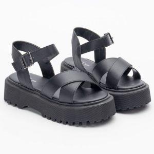 Sandália rasteirinha salto taça plataforma bota Calçado Feminino Loja Online not-me shoes (73)