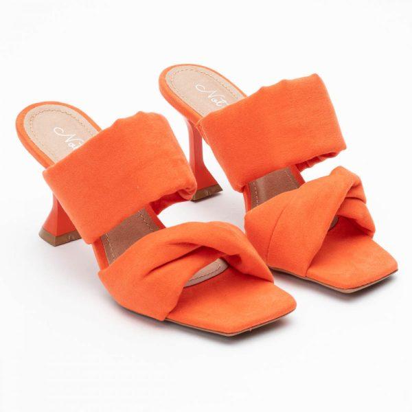 Sandália rasteirinha salto taça plataforma Calçado Feminino Loja Online not-me shoes atacado varejo brusque ecommerce (191)