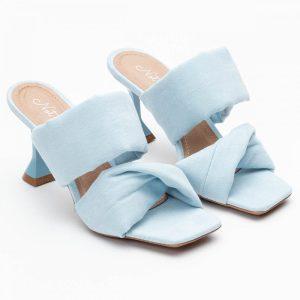 Sandália rasteirinha salto taça plataforma Calçado Feminino Loja Online not-me shoes atacado varejo brusque ecommerce (221)