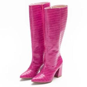 bota rosa over rosa comprar
