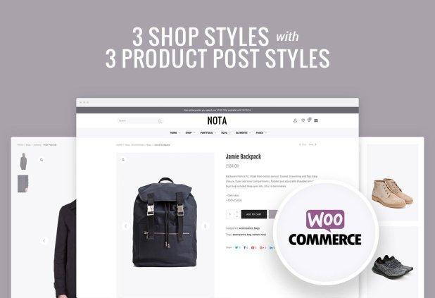 Nota - Creative Multi-Purpose eCommerce Theme - 6