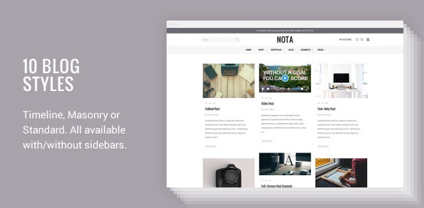 Nota - Creative Multi-Purpose eCommerce Theme - 10
