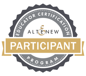 Altenew Educator Participant