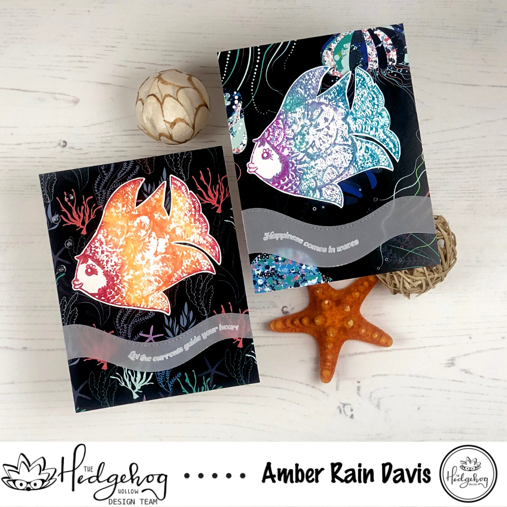 Faux Watercolor | The Hedgehog Hollow June 2019 Subscription Box
