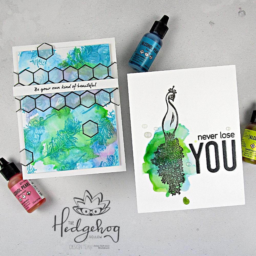 Alcohol Ink Technique