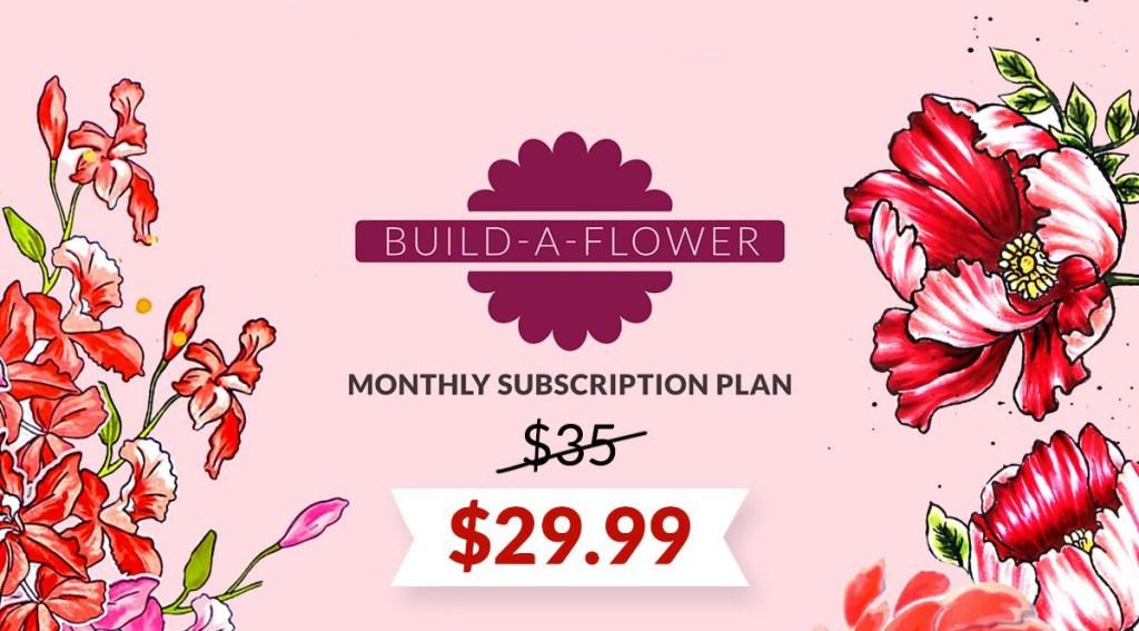 Altenew Build-A-Flower Subscription