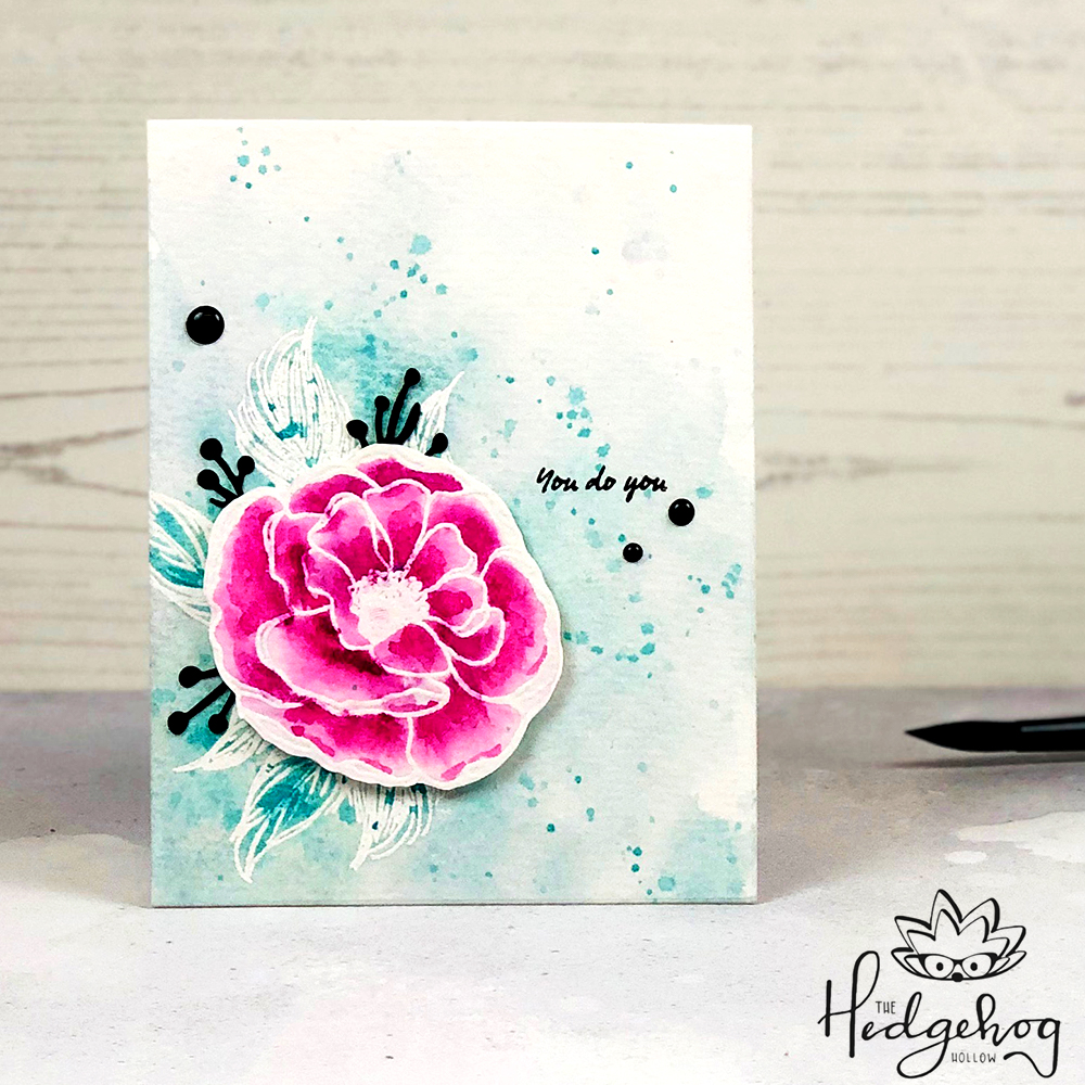 Quick & Easy Watercolor | The Hedgehog Hollow