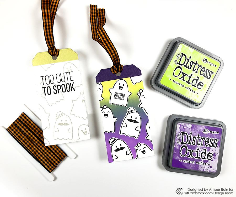 CutCardStock.com Haunted Halloween Blog Hop
