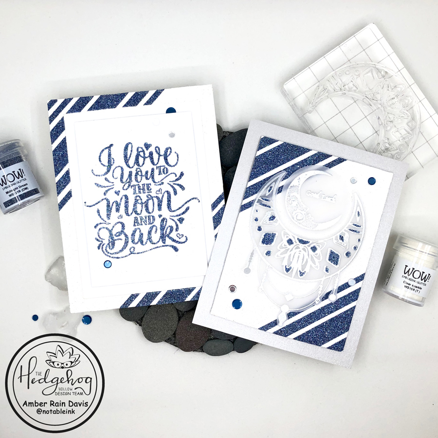 All the Sparkle Glitter Embossing Tips