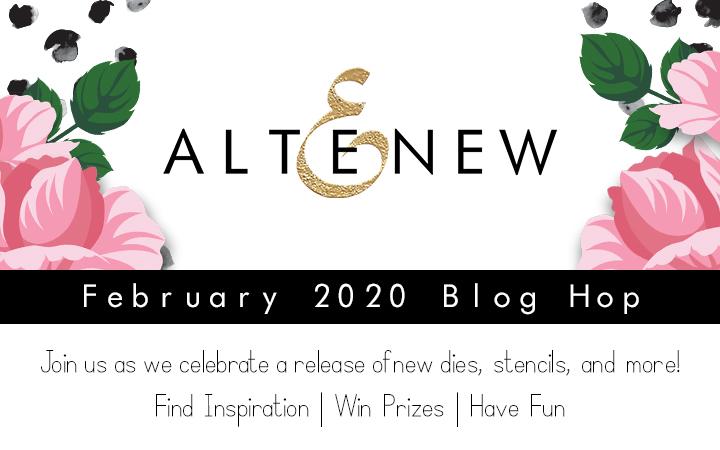 Altenew February 2020 Release