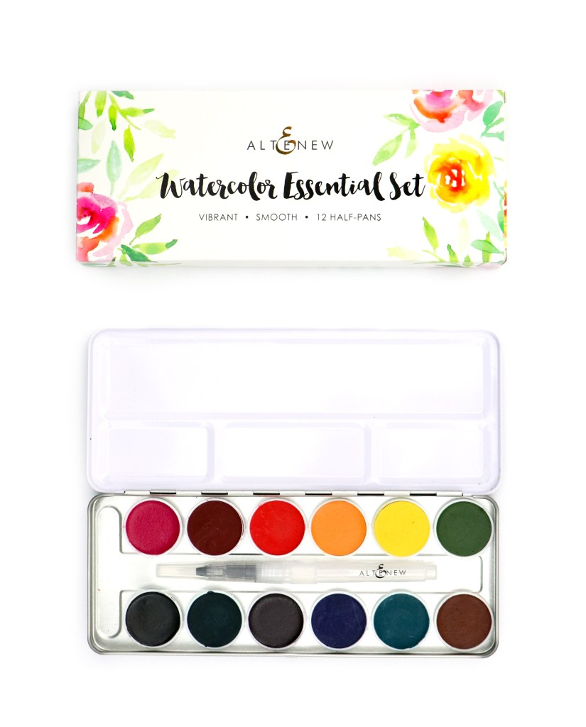 Altenew Watercolor Essential Set