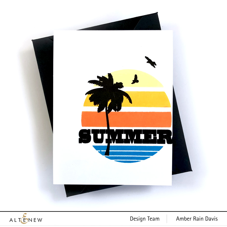 Fresh Summer Cards Altenew Color Connection