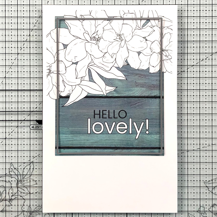 Digital Stamps for Card Making