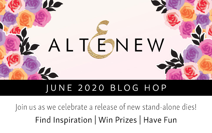 Altenew June 2020 Stand-Alone Dies Release