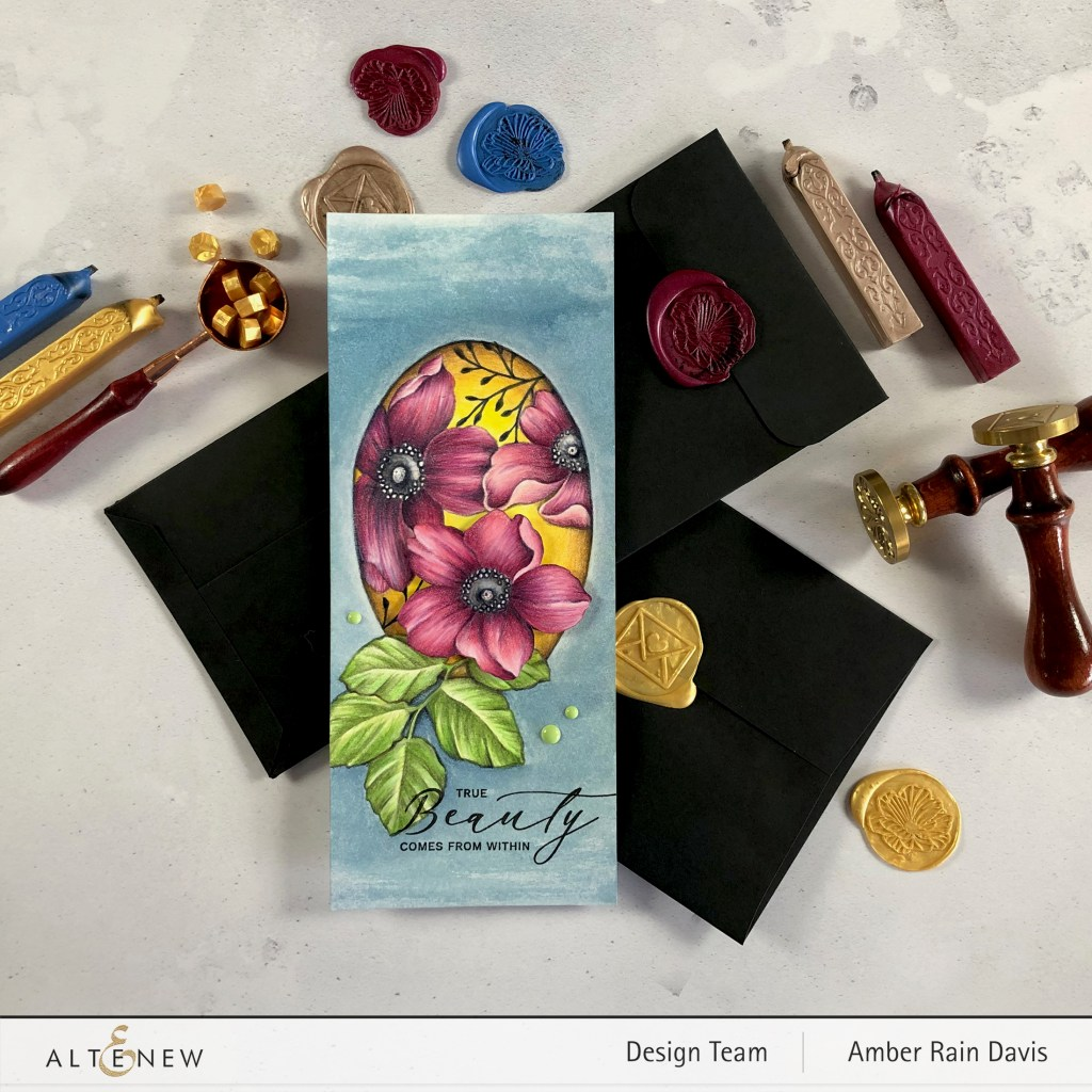 Altenew Wax Seals & Beauty Within