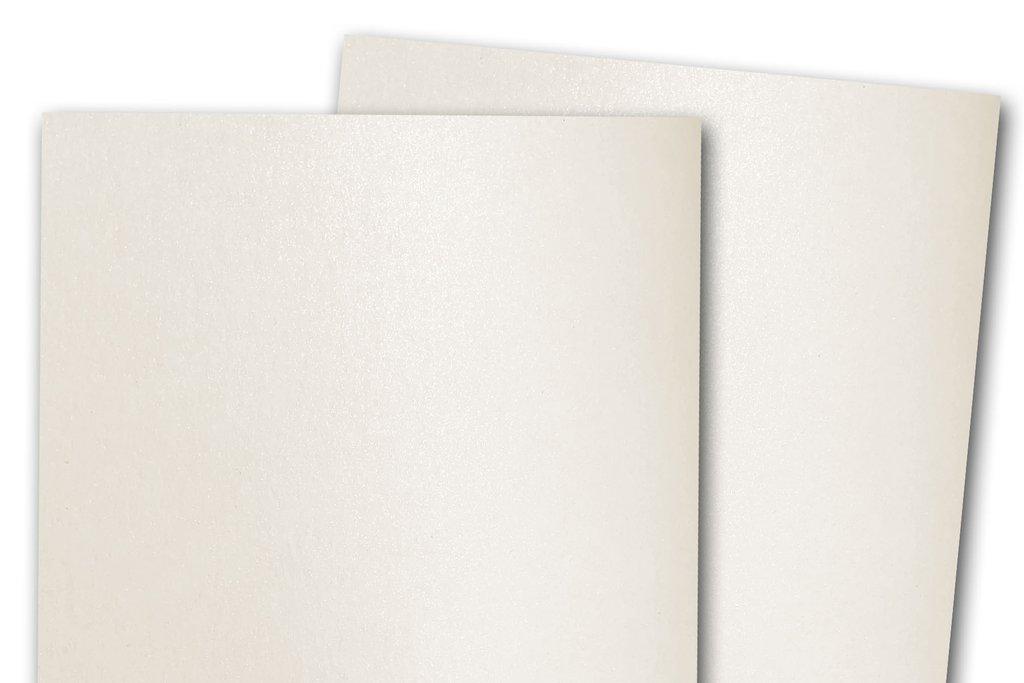 Curious Metallic Cryogen White Cardstock