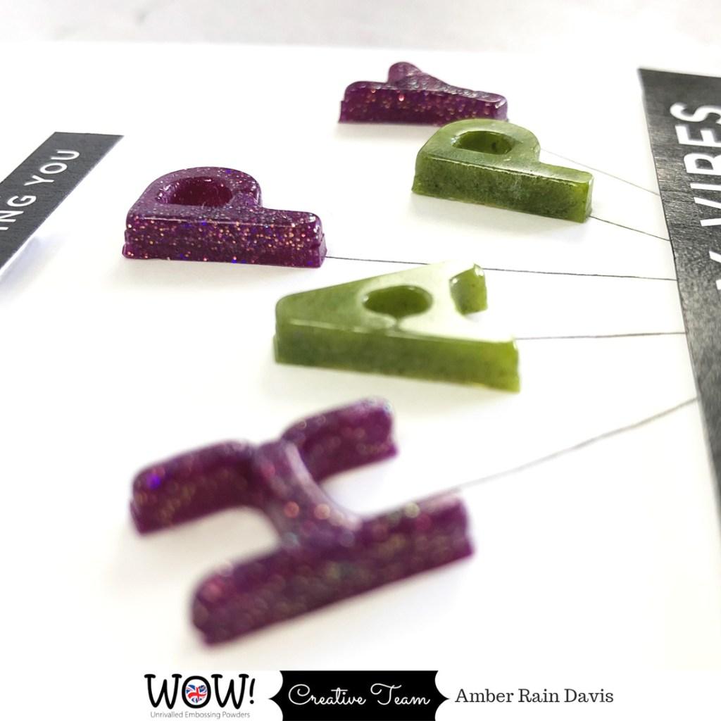Make 3D WOW! HAPPY Melt-Its