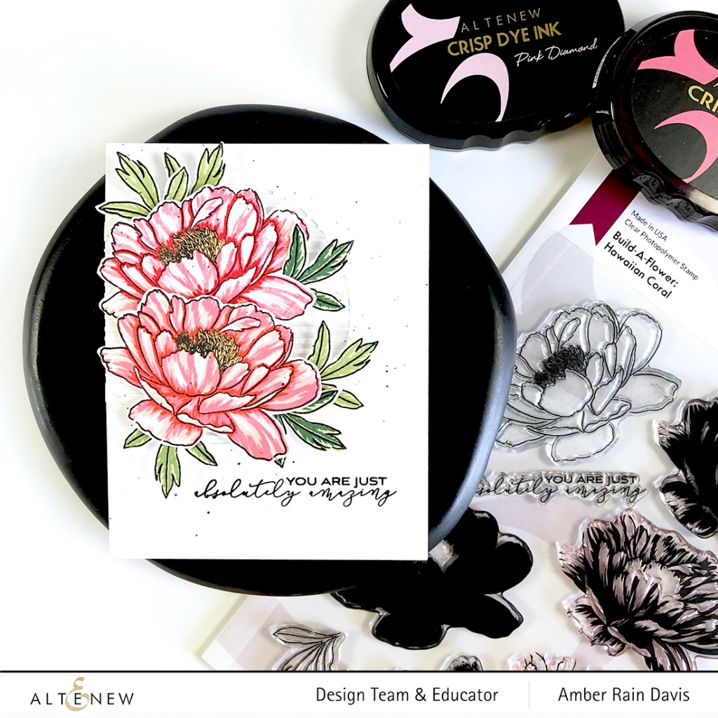Bottom line? You can mix layer stamp inks.