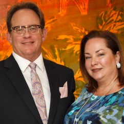 Lilly Pulitzer Chair Posture Ball Office 'surfacing' Reflects New Name, Mission For Hanley Foundation With Fun Oceanside Evening - Notables