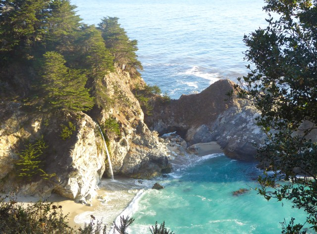 McWay Falls on the Big Sur Coast