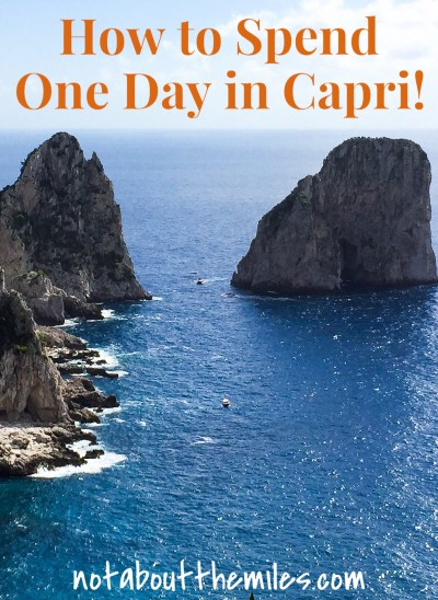The Isle of Capri is just a ferry ride away from Sorrento, Naples or the Amalfi Coast. With its beautiful blue waters, gorgeous gardens and dreay villas, it makes for a fabulous day trip from any of these places. Find out how to spend one day on the Isle of Capri!